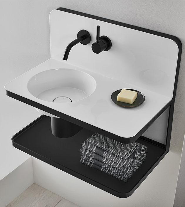 E Gmbh, Metal Bathroom Sink